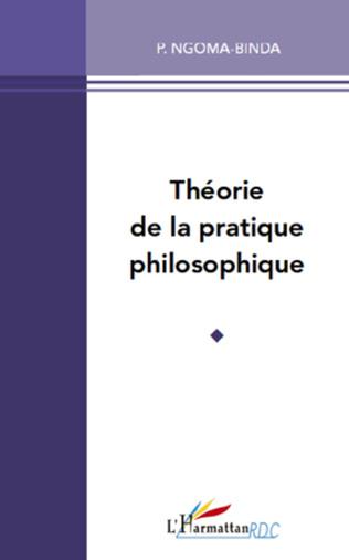 Couverture Théorie de la pratique philosophique