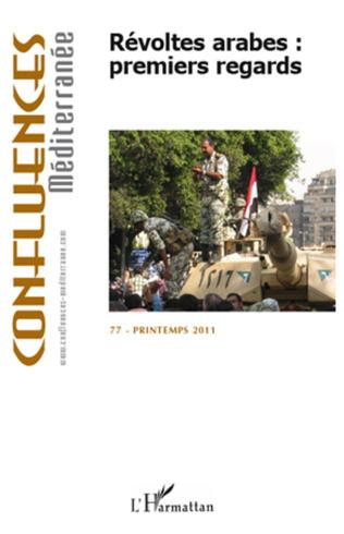 Couverture Révoltes arabes : premiers regards