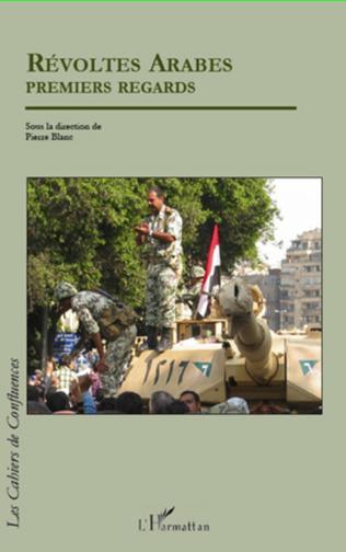 Couverture Révoltes arabes premiers regards