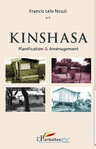 Couverture Kinshasa Planification & Aménagement