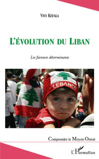 Couverture L'évolution du Liban