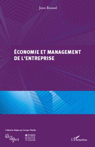 Couverture Economie et management de l'entreprise