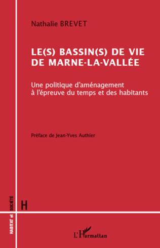 Couverture Le(s) bassin(s) de vie de Marne-la-Vallée