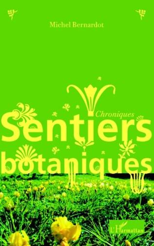 Couverture Sentiers botaniques