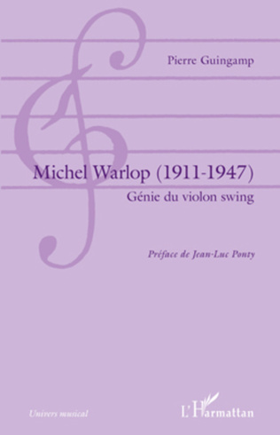 Couverture Michel Warlop (1911 - 1947)