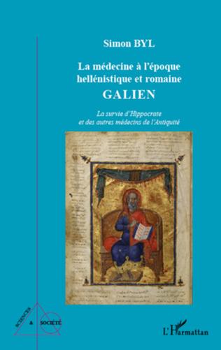 Couverture La médecine à l'époque hellénistique et romaine