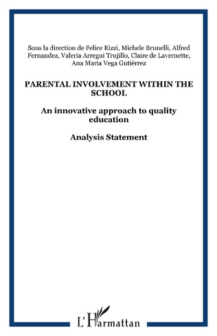 Couverture Parental involvement within the school