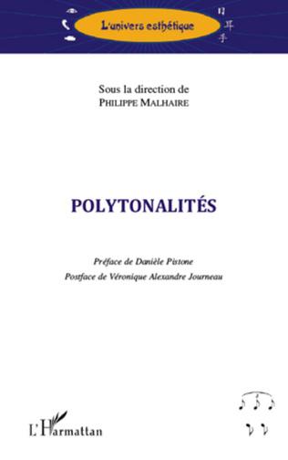 Couverture Polytonalités