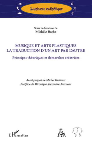 Couverture Musique et arts plastiques