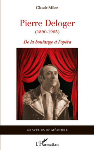 Couverture Pierre Deloger