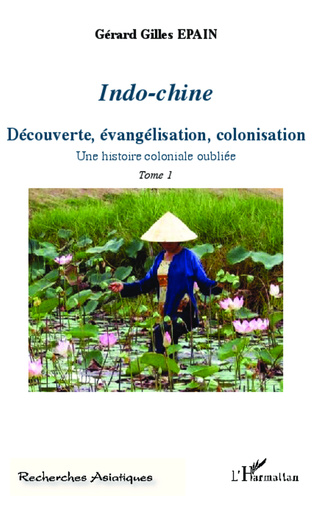 Couverture Indo-Chine (Tome 1)