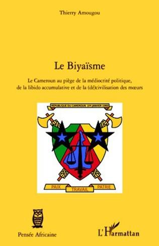 Couverture Le Biyaïsme