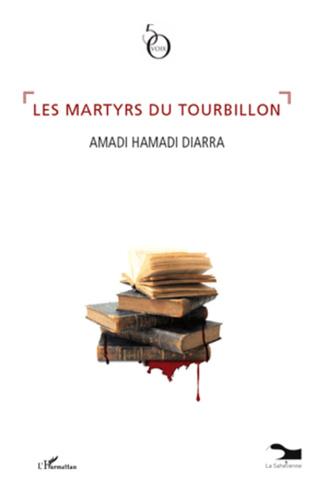 Couverture Les martyrs du tourbillon