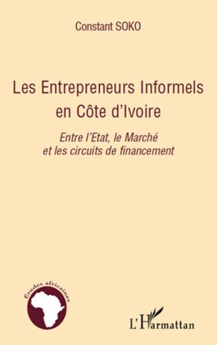 Couverture Les entrepreneurs informels en Côte d'Ivoire