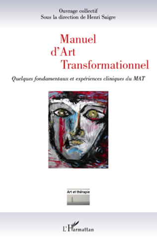 Couverture Manuel d'Art Transformationnel