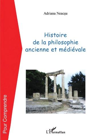 Couverture Histoire de la philosophie ancienne et médiévale