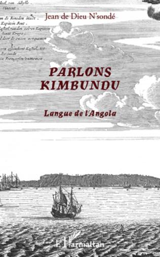 Couverture Parlons Kimbundu