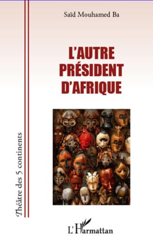 Couverture L'Autre président d'Afrique
