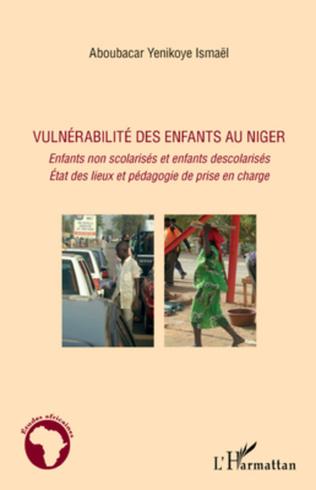 Couverture Vulnérabilité des enfants au Niger
