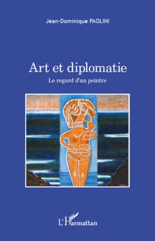Couverture Art et diplomatie