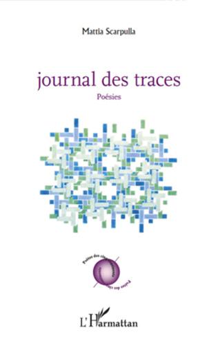 Couverture Journal des traces