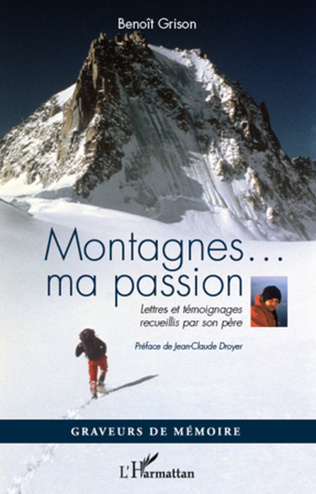 Couverture Montagnes... ma passion
