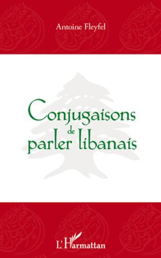 Couverture Conjugaisons de parler libanais
