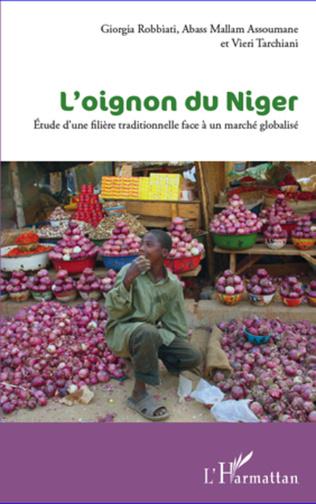 Couverture L'oignon du Niger