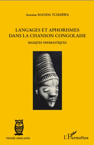 Couverture Langages et aphorismes dans la chanson congolaise