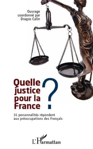 Couverture Quelle justice pour la France ?