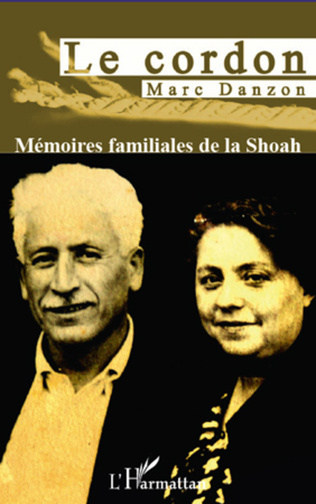 Couverture Le cordon. Mémoires familiales de la Shoah