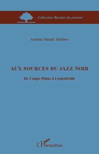 Couverture Aux sources du jazz noir