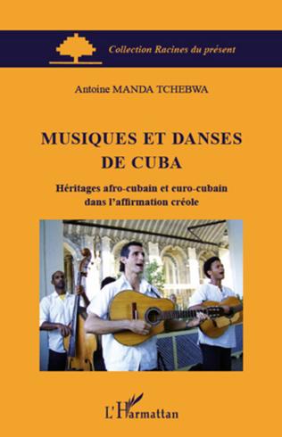 Couverture Musiques et danses de Cuba