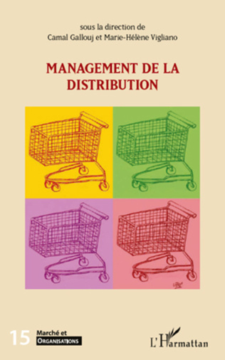 Couverture Management de la distribution
