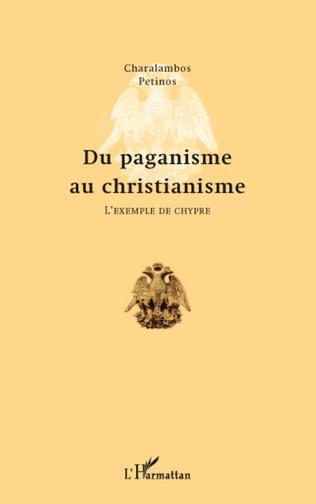 Couverture Du paganisme au christianisme