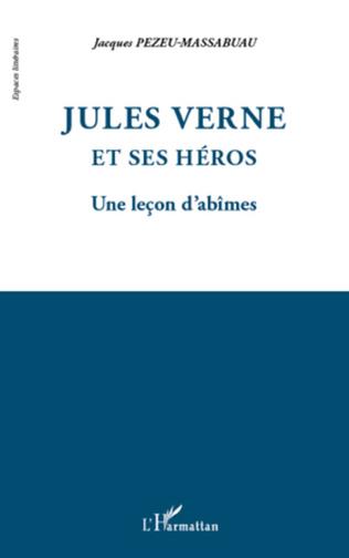 Couverture Jules Verne et ses héros