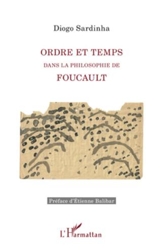 Couverture Ordre et temps dans la philosophie de Foucault