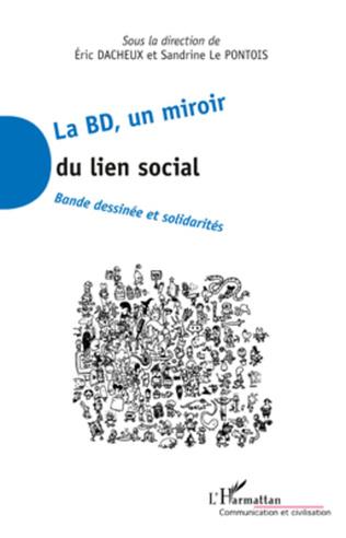 Couverture La BD, un miroir du lien social