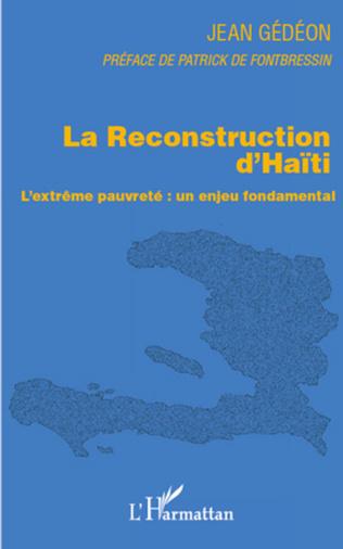 Couverture Reconstruction d'Haïti