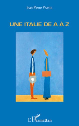Couverture Une italie de A à Z