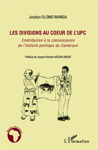 Couverture Les divisions au coeur de l'UPC