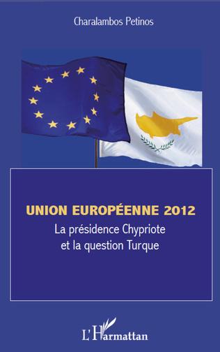 Couverture Union européenne 2012