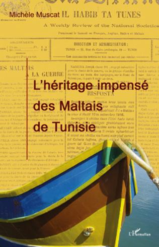 Couverture L'héritage impensé des Maltais de Tunisie