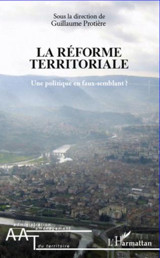 Couverture La réforme territoriale