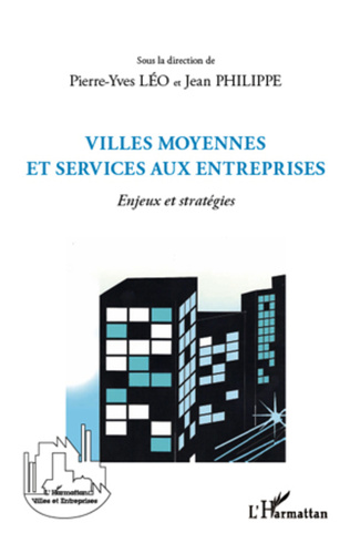 Couverture Villes moyennes et services aux entreprises