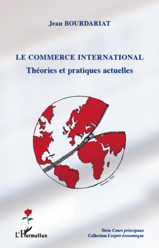 Couverture Le commerce international