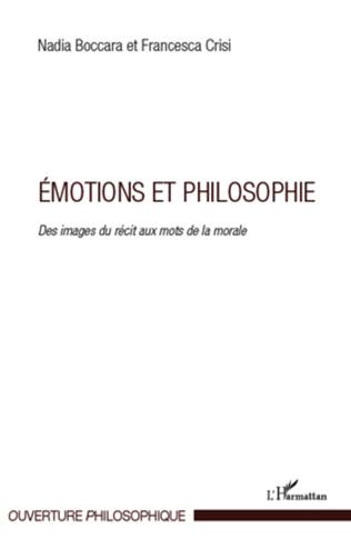 Couverture Emotions et philosophie