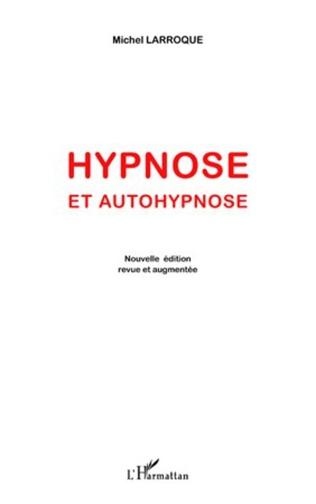 Couverture Hypnose et autohypnose