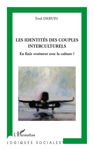 Couverture Les identités des couples interculturels