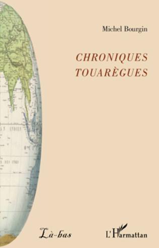 Couverture Chroniques touarègues